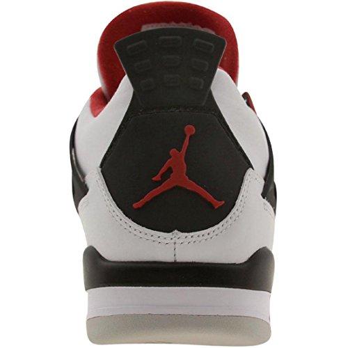 Blanc Jordan Jordan Retro 4 Nike Nike Retro 4 B0vvqa