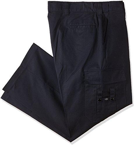 - Dickies Men's Flex Comfort Waist EMT Pant Big, Midnight, 46 32
