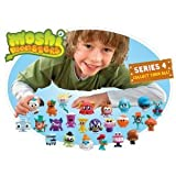 Moshi Monsters Series 4 Moshling Collectable Figures Value Set of 10