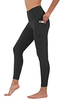 3cdcf114685cc2 90 Degree By Reflex High Waist Tummy Control Interlink Squat Proof Ankle  Length Leggings