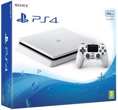 Sony PlayStation 4 Slim Blanco 500 GB Wifi - Videoconsolas ...