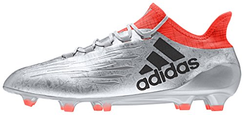 Chaussures Argent X adidas Homme Negbas Rojsol Plateado de 16 FG 1 Plamet Foot xqxSgI