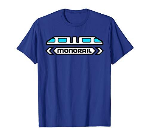 (Classic Monorail AFOL Brick Shirt)