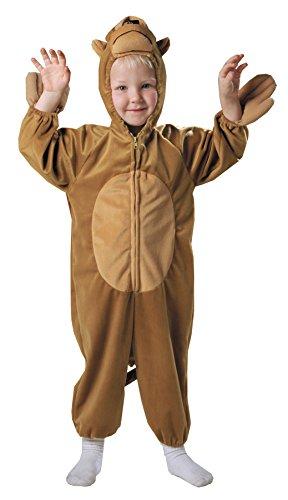 Morris Costumes - Monkey Plush W Tail 3 To 4 - Standard ()