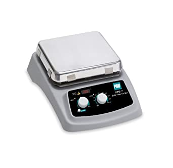 PRO Scientific PRO-30-01720 110V LED Hot Plate Stirrer with 7' x 7' Aluminum Top Plate