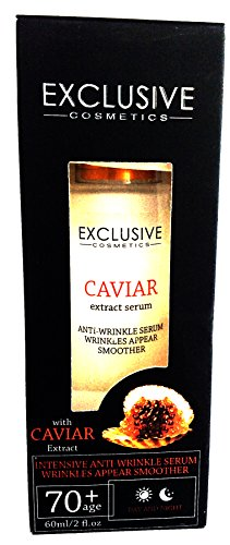 (Exclusive Cosmetics With Caviar Extract Intensive Anti Wrinkle Serum)