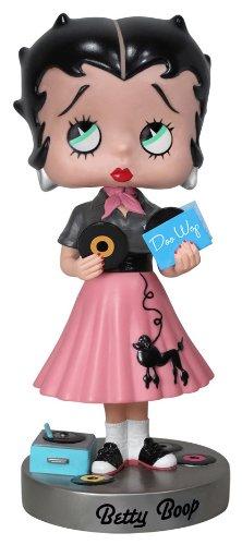 - Funko Betty Boop Poodle Skirt Wacky Wobbler