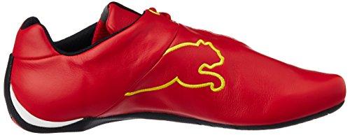De Pourriture Chaussures Cat course Sf Erwachsene Cuir Rouge Puma 10 Unisexe Future HR8qXR