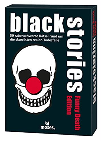 Black Stories: Black Stories - Funny Death: 9783897776173