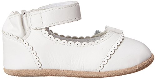 Mini Baby Shoes Flat Catherine Girl's White Robeez q8wtPt