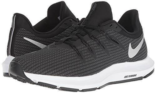 Multicolore Silver Scarpe Quest Grey black Donna Nike Dark 001 Running Metallic 6IT0qWw