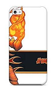 Case Cover Human Torch / Fashionable Case For Iphone 5c