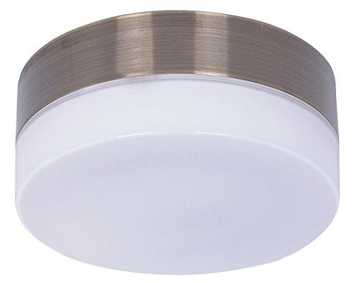 Lucci Air 210251010 Climate Ceiling Fan Light Kit, Antique Brass