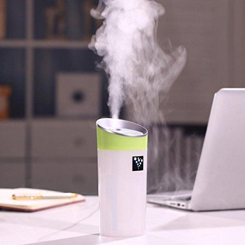 usb aroma diffuser green air - 7