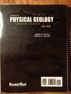 Physical Geology (EEES 1020) Laboratory Exercises