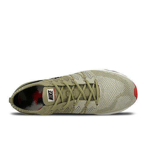 NIKE Men's Flyknit Trainer Training Shoe Neutral Olive/Velvet Brown-sail outlet looking for clearance great deals NFQabyh5gT