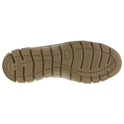 Reebok WORK ib1033S1P 47Excel Light Athletic Sicherheit Trainer Schuh, Aluminium Fuß, Wildleder, Obermaterial Leder, Größe 47, taupe