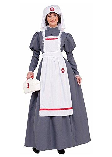 Forum Novelties American Civil War Nurse Costume