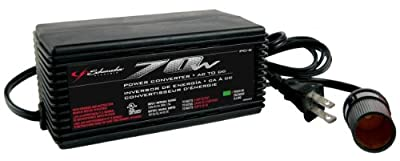Schumacher PC-6 120AC to 6A 12V DC Power Converter from Schumacher
