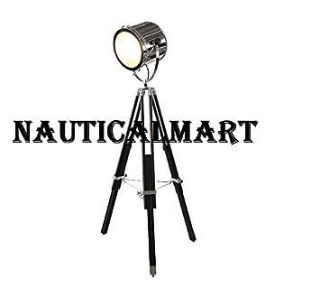 NAUTICALMART Hollywood Search - Lámpara de pie (164 cm ...