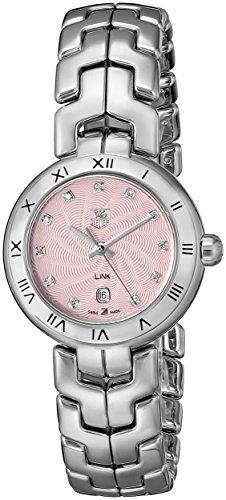 TAG Heuer Women's THWAT1415BA0954 Link Analog Display Swiss Quartz Silver Watch