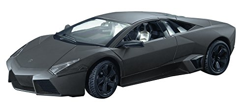 Dongxin Electric RC Car Lamborghini Reventon Radio Remote Control Vehicle Sport Racing Hobby Grade Licensed Model Car 1:18 Scale for Kids Adults (Color can vary) - Lamborghini Reventon Model Car
