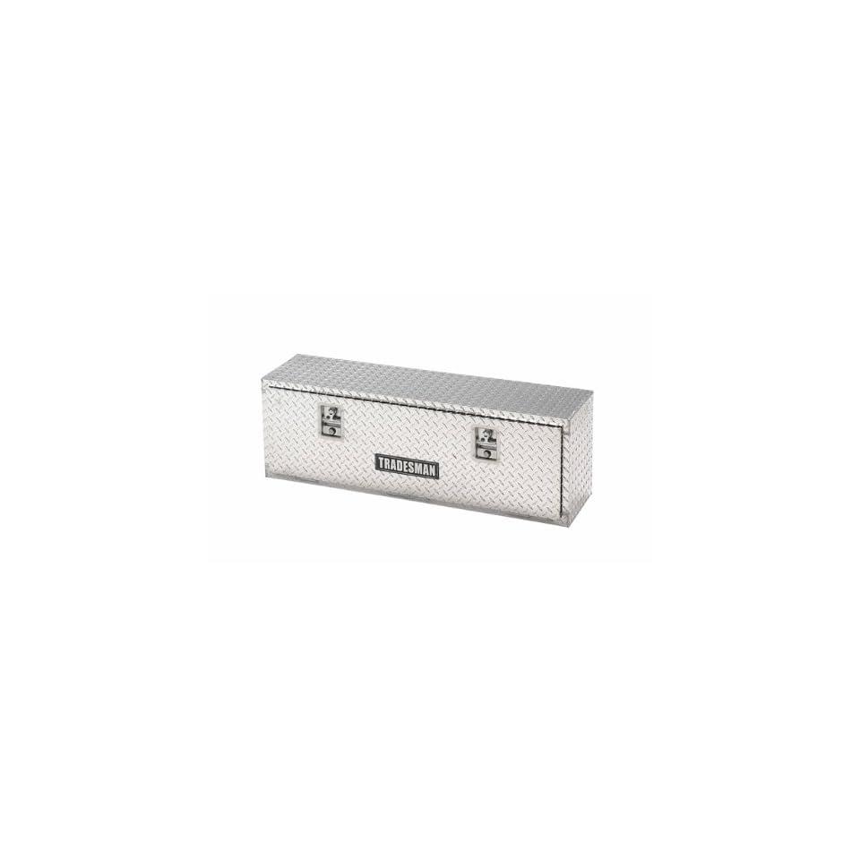 Tradesman 48 in. Aluminum Top Mount Tool Box TALTM48