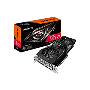 Gigabyte Radeon RX 5700 XT Gaming OC 8G (rev 2.0) Graphics Card, PCIe 4.0, 8GB 256-Bit GDDR6, GV-R57XTGAMING OC-8GD REV2…