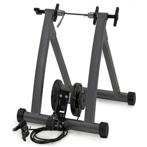 FCH Portable Magnetic Bicycle Indoor Exercise Trainer Stand
