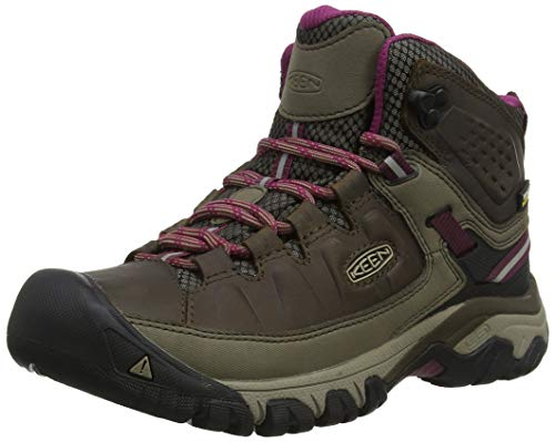 Women's 0 III Shoes Boysenberry Wp Weiss Mid Keen High Targhee Hiking Beige Rise dRAqdS