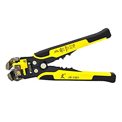 Tools Boss Industrial-Grade Automatic Electric Cable Wire Stripper Multifunctional Cutter Crimper Crimping Pliers Professional Tools for Electrical Work