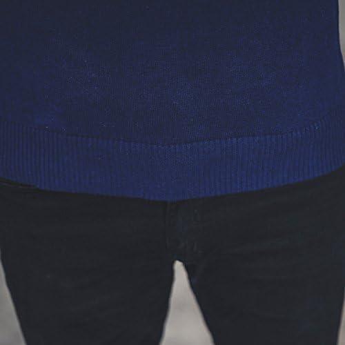 【出血大サービス】Hanyam セーター メンズ 春 夏 ニット ボーダー クルーネック カジュアル おしゃれ 人気 防寒 秋 トップス 長袖