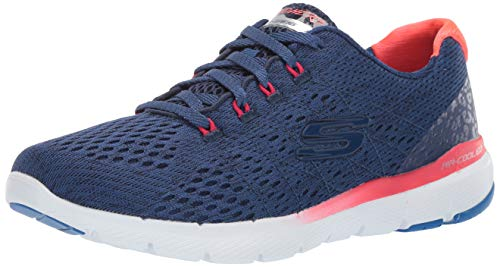 Zapatillas multi Skechers Para endless Appeal Flex 3 Marina Glamo 0 Mujer 0YOqY6vrxw
