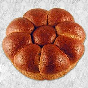 The Art Of Fine Baking Beigel's Whole Wheat Pul A Part Challah 21 oz.