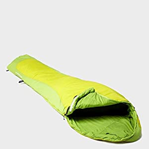 Berghaus Intrepid 1000 Sleeping Bag, Lime, One Size