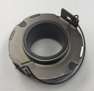 Genuine Mitsubishi Clutch Throw Out Release Bearing with Retaining Clip MD749998 MD706185 3000GT (Non Turbo) 1991 1992 1993 1994 1995 1996 1997 1998 1999