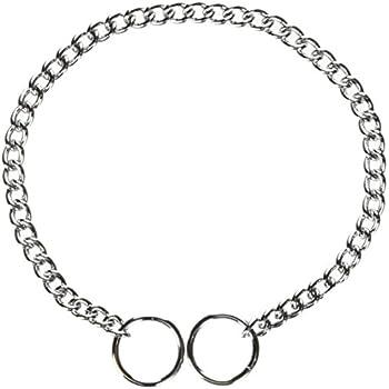 Amazon Com Hamilton Fine Choke Chain Dog Collar 14 Inch Pet