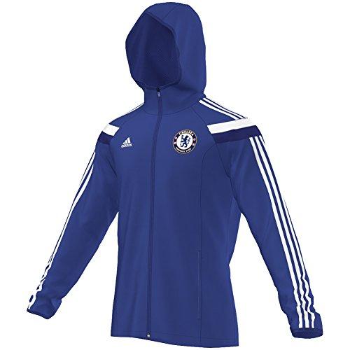 Adidas Mens Chelsea Home Anthem Jacket Large