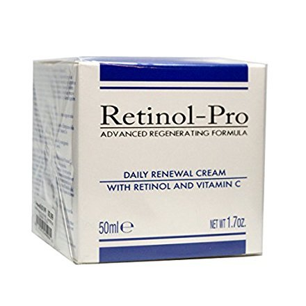 Retinol Pro Advanced Regenerating Formula Anti Age Day Moisturizer, 1.7oz (Formula Regenerating)