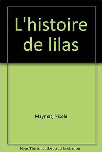 L'histoire de lilas pdf