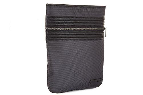 Armani Jeans sac homme bandoulière gris