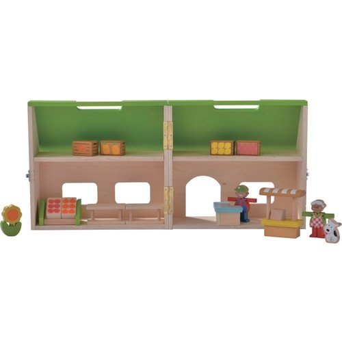 Serra Baby Organic Fruit Shop Kit by Serra Baby
