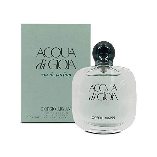Giorgio Armani Acqua Di Gioia Eau De Parfum Spray for Women, 1 Fl Oz (1 Count) from GIORGIO ARMANI