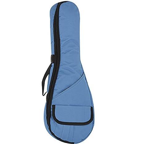Amazon.com: FUNDA UKELELE TENOR REF. 32 MOCHILA 71x22x9,5cm.(Turquesa): Musical Instruments