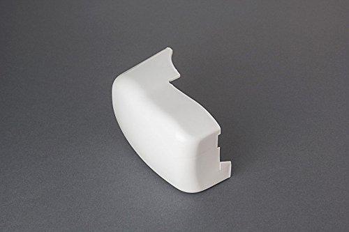 Fiamma 98655-014 Cache de protection gauche F45I Couleur Blanc polaire