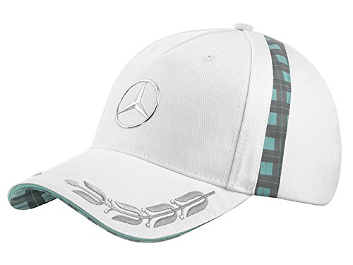 Cap Heritage White Original Mercedes Benz