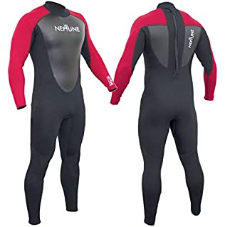 Gul Neptune Mens Full Length 3 2mm Wetsuit Surfing Sailing Jetski Canoe  Swimming fd0b38b8c8b