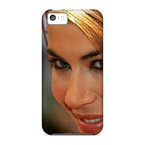 Hot NJm35527rZmB Cases Covers Protector For Iphone 5c- Girls Models Tomb Raider