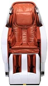 Infinity Iyashi White Caramel Zero-Gravity Massage Chair Infinite