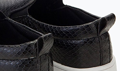 Lazy Fashion Flats Boat Shoe Skate Shoes Loafer Princess Sneaker Crib Snakeskin Pointss Cat Black Girl's Baby Shoes tOwCqxR